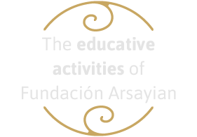 The educative activities of fundacion arsayian